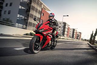 Inilah Tampang Asli Honda CBR500RR Yang Rilis Hari Ini !!!