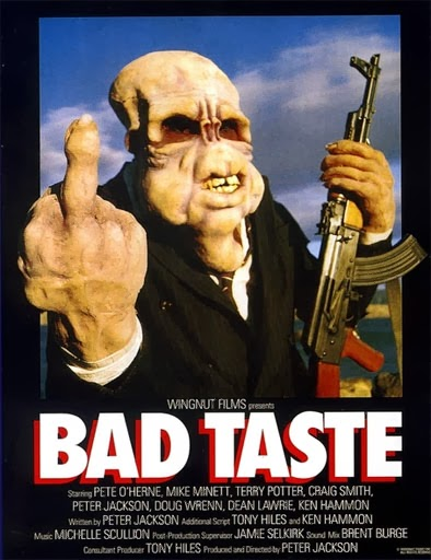 Ver Mal gusto (Bad Taste) (1987) Online
