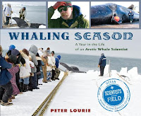 The Whaling Season by Peter Lourie