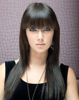 Long Straight Hair Styles Hairstyles And Fashion