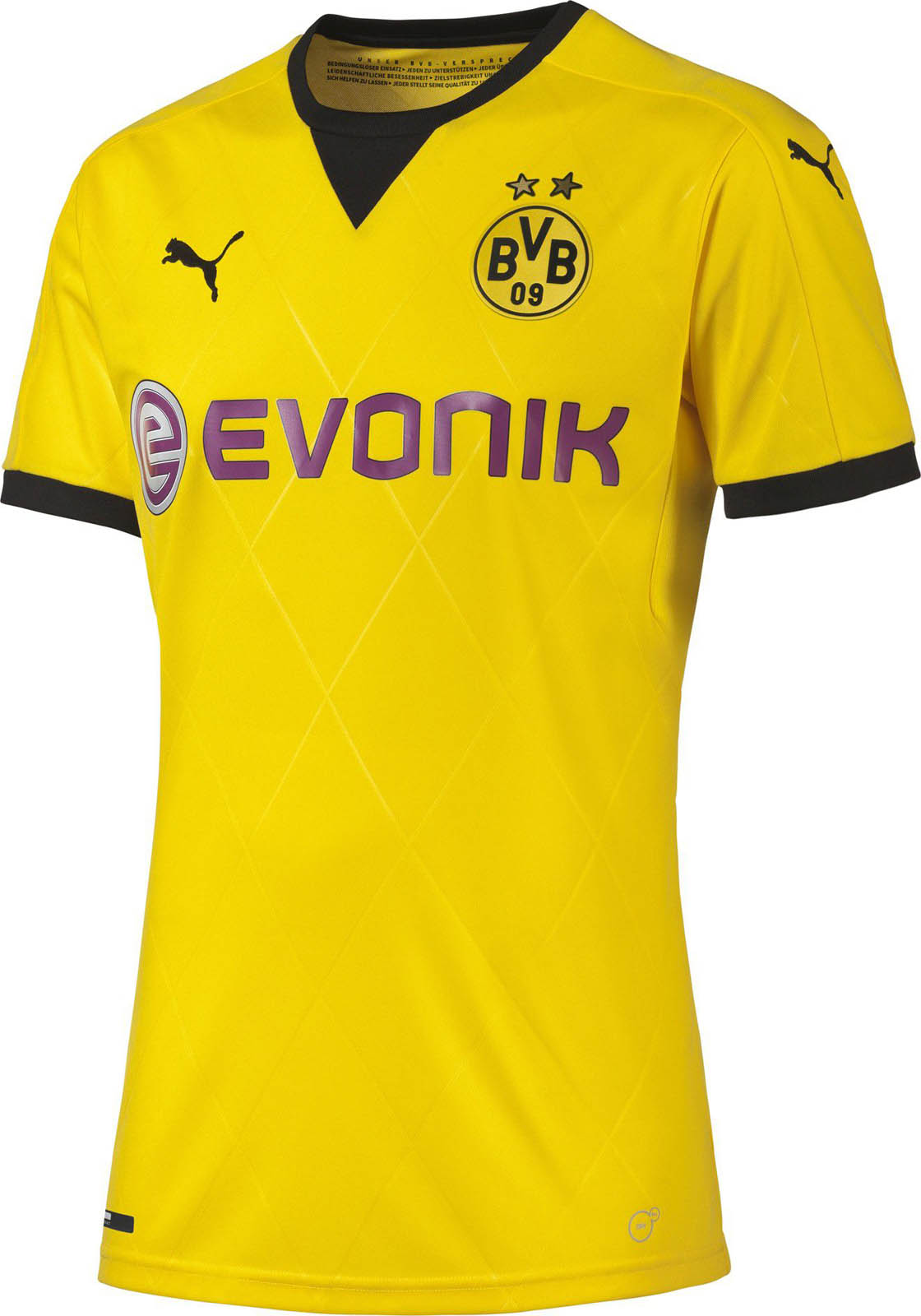 borussia dortmund euro league