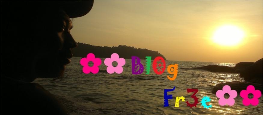 ✿✿BLOG FREE ✿✿