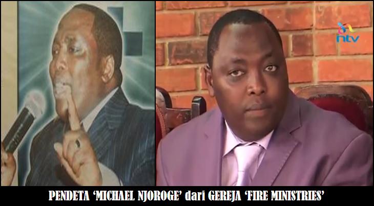 Pendeta KKR, Michael Njoroge, Gereja Fire Ministries