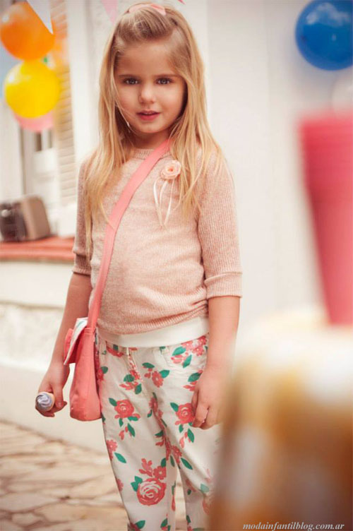 ropa niñas advanced verano 2014
