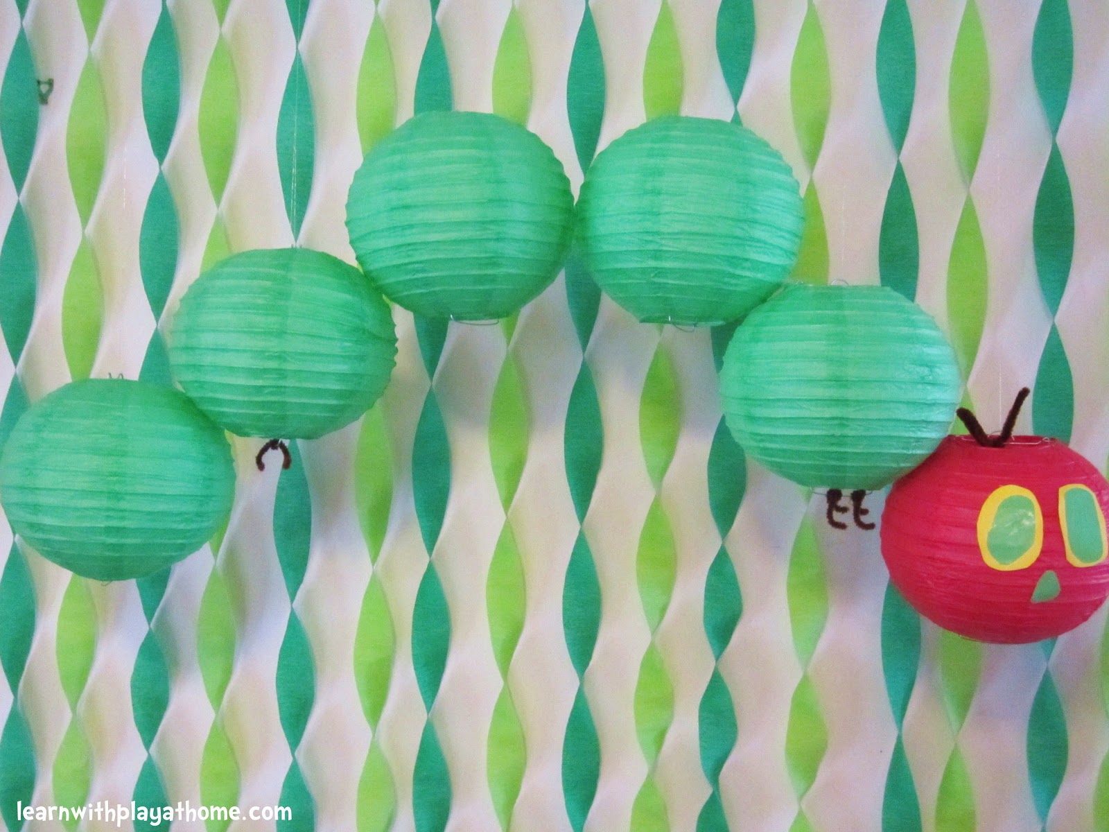 Materials ... & Learn with Play at Home: DIY Party Decorations
