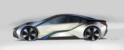 El BMW i3  2013