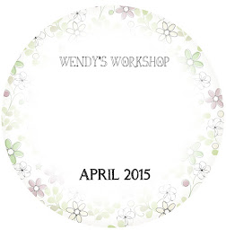 WENDY'S WORKSHOP APRIL 2015 £8.00