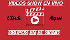 Videos del Signo Disco