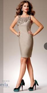 Coleccion Vestidos de Zeila Essential 2012