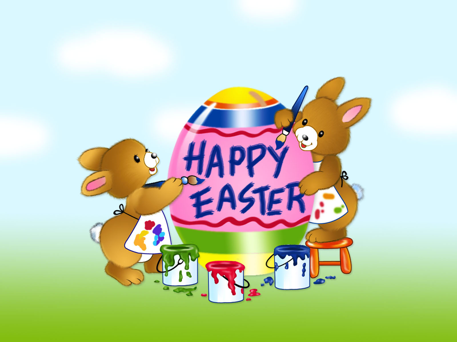 Happy Easter on Shutterfly Po Share