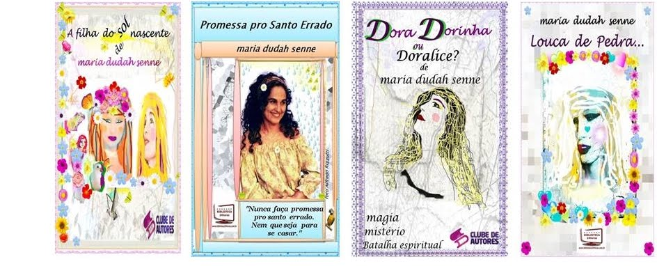 maria dudah senne- atriz, autora, escritora, dramaturga.