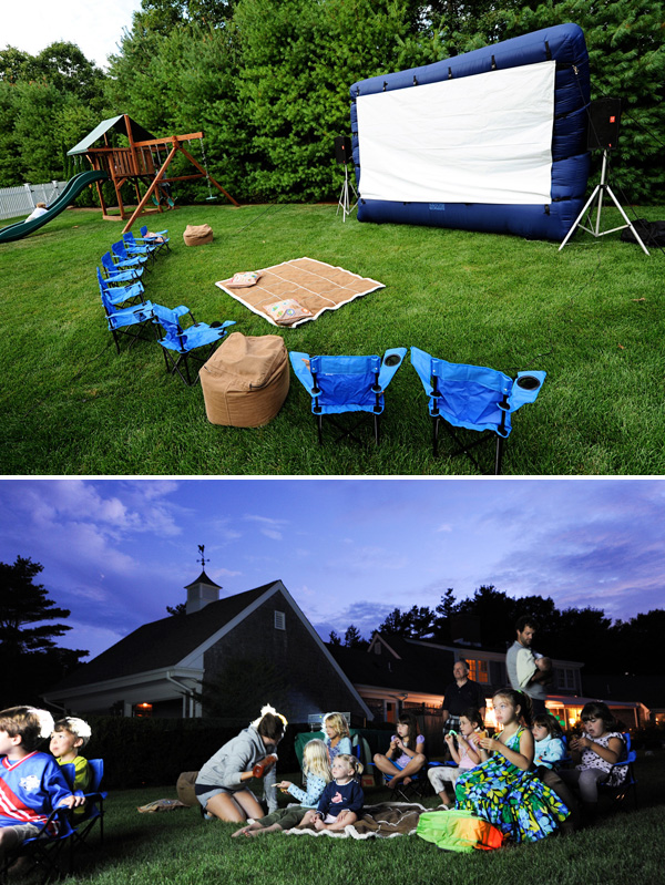 Backyard Camping Party Ideas : Pams Party & Practical Tips Some Camping Party Inspiration