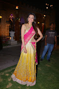 kajal agarwal photos in half saree-thumbnail-8