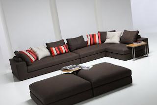 divano angolare e modulare milano