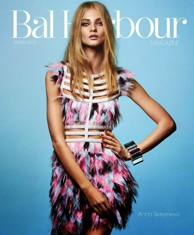 Fashion Model @ Anna Selezneva by Alexi Hay for Bal Harbour Spring 2015