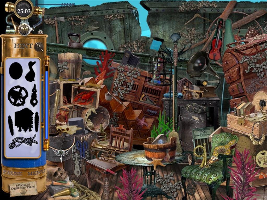 Hidden Expedition: Titanic screenshot