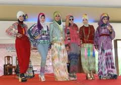 Model-model pakaian muslim terbaru 2015