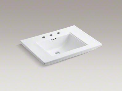 Memoirs Kohler Sink : kohler memoirs sink 1 add a new sink faucet to modernize a little bit