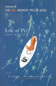 Life of Pi by Yann Martel , NOVELS, BBC Top 100 Novels Collection, fantasy literature, Fictional literature, yann martel books, booker award books