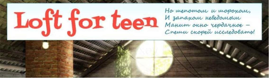 Loft for teen