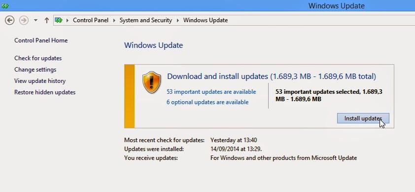 Cara Mengoptimalkan Windows 8/ 8.1