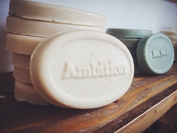 LUSH Ambition massage bar