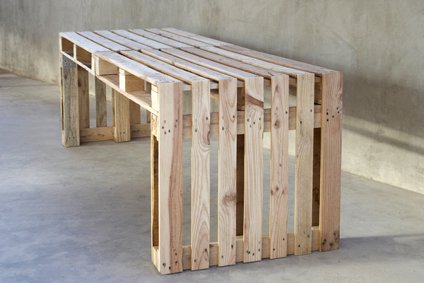 Make Pallet Furniture