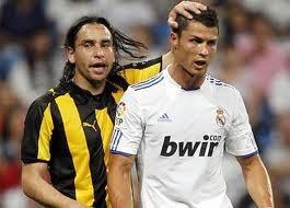 Pato Sosa Cristiano Ronaldo