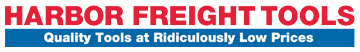 Click this logo banner to go to Harbor Freight's Website ~
