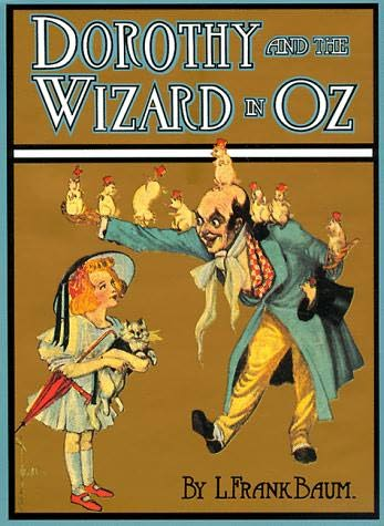 Dorothy and the Wizard inOz