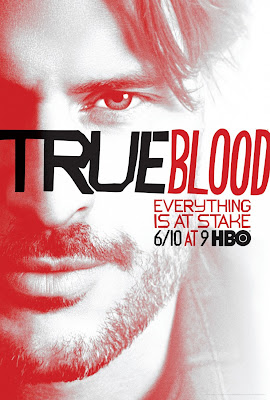 True Blood Season 5 Character Movie Posters - Joe Manganiello as Alcide Herveaux