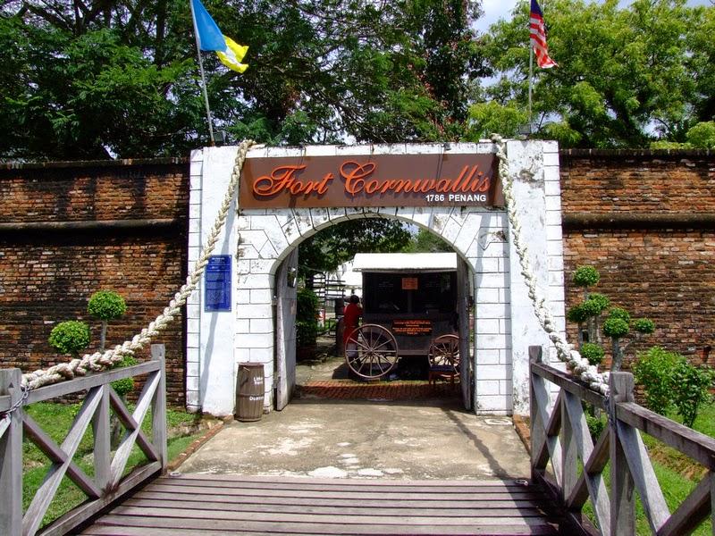 Tempat Wisata Di Penang Yang Wajib Dikunjungi