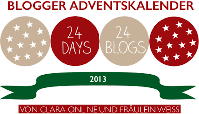 Header Blogger Adventskalender 2013
