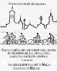 Próxima Bicicrítica ¡10º Aniversario! Miércoles 25 de Abril