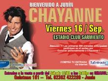Chayanne en junin 2011