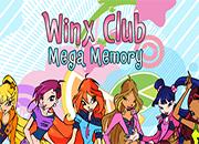 Winx Club Mega Memory