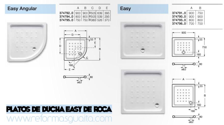 Pumps tubos termo boiler platos de ducha de loza - Plato ducha 70 x 90 ...