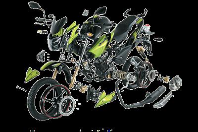 prospek peluang usaha bengkel motor dan jual spare part