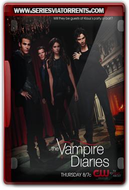 Diários de um Vampiro 6 Temporada Dublado – Torrent (2015)