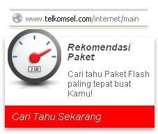 Rekomendasi paket internet telkomsel