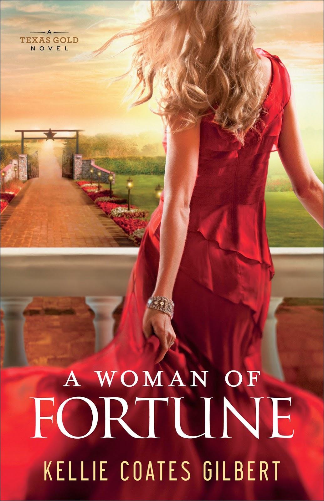 A Woman of Fortune (Texas Gold Collection) by Kellie Coates Gilbert
