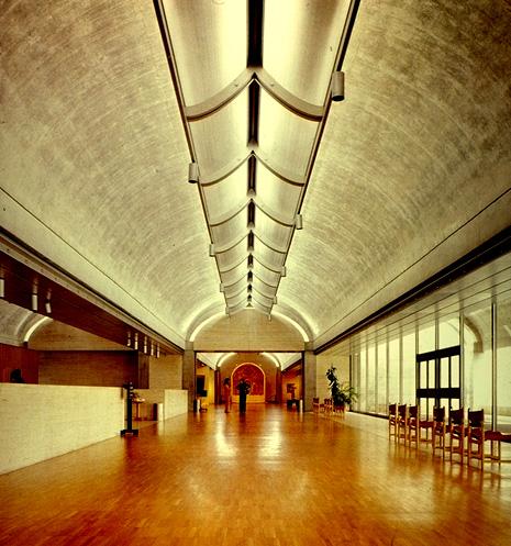 Modern Architecture Open Floor Plan System