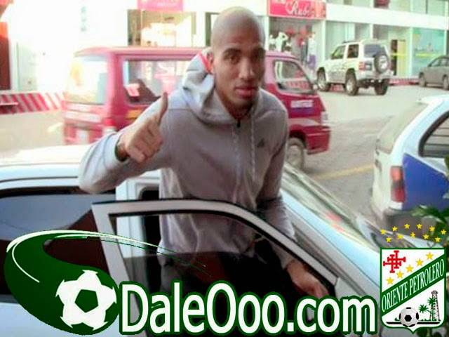 Oriente Petrolero - Raúl Hernán Cuesta - DaleOoo.com sitio del Club Oriente Petrolero