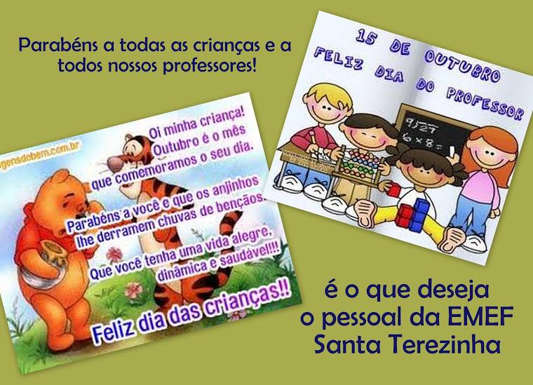 Dia da Criança e dos Profes