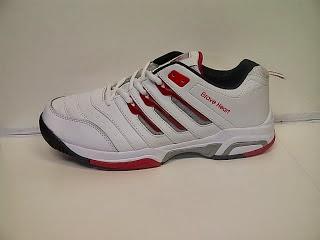 Sepatu Adidas Brave Heat putih ,Sepatu Adidas Brave Heat tenis indor