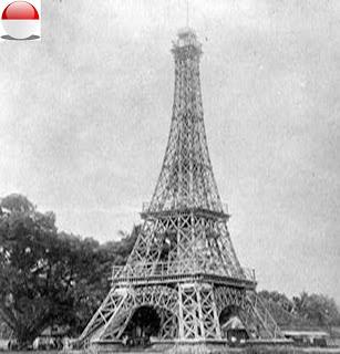 Indonesia pernah punya (Replika) Menara Eifel...!!! | indonesiatanahairku-indonesia.blogspot.com/
