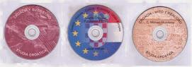 CD-ROMs de Studia Croatica