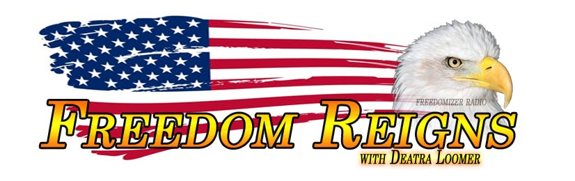 Freedom Reigns Radio Blog
