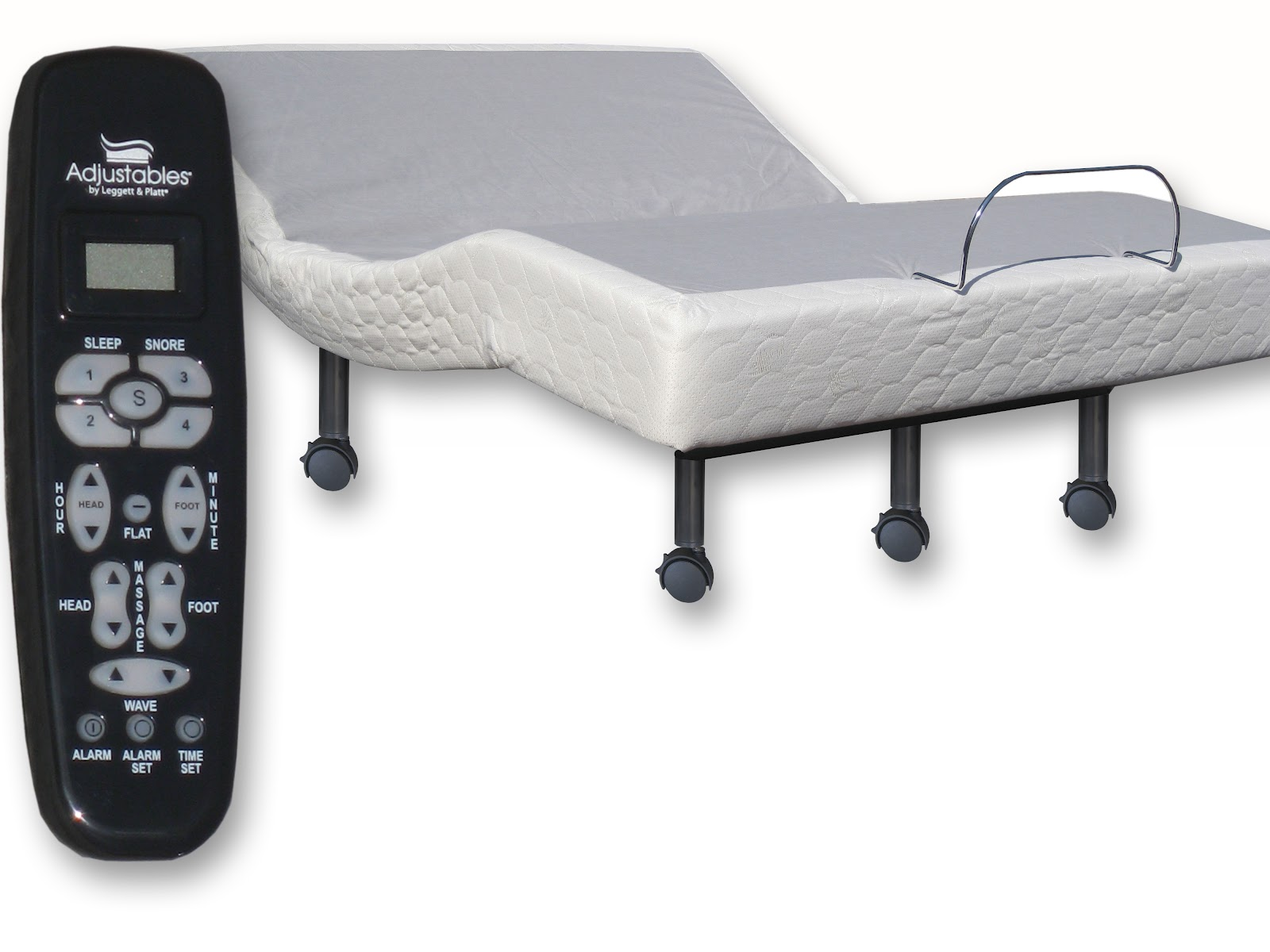 Craftmatic Adjustable Bed Replacement Parts : Craftmatic adjustable bed remote control replacement