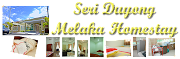 Seri Duyong Homestay, Melaka!